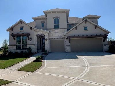 Katy Single Family Home For Sale: 6639 Providence River Lane