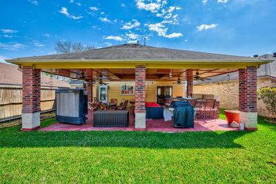 Stafford Single Family Home For Sale: 12318 Meadow Gate Drive