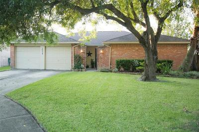 Friendswood Single Family Home For Sale: 2534 Colonial Ridge Drive