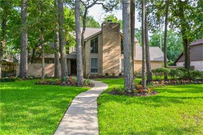 Spring Single Family Home For Sale: 6307 Jadecrest Drive