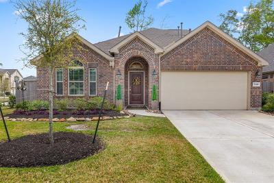 New Caney Single Family Home For Sale: 23616 Alder Branch Lane
