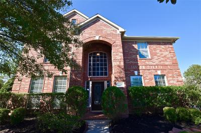 Tomball Single Family Home For Sale: 12606 Ligustrum Trail Court