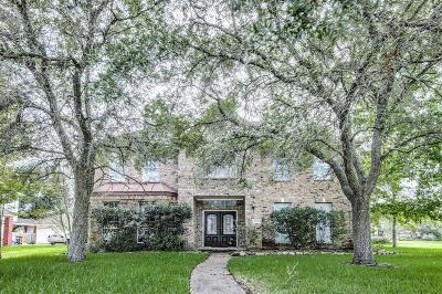 Friendswood Single Family Home For Sale: 1902 Cloud Croft Drive