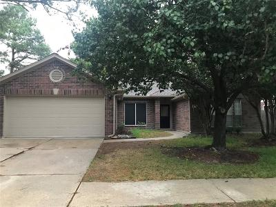 Cypress Single Family Home For Sale: 14314 Cypress Meadow Drive