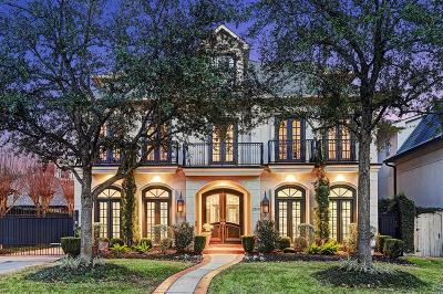 Afton Oaks Single Family Home For Sale: 3315 Banbury Place