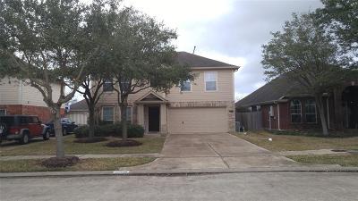 League City TX Single Family Home For Sale: $244,900