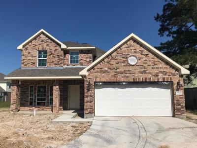 Kingwood Single Family Home Pending: 26041 Hasting Ridge Lane