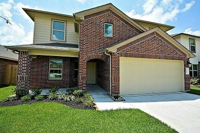 Fort Bend County Single Family Home For Sale: 8307 Ivy Wood Court