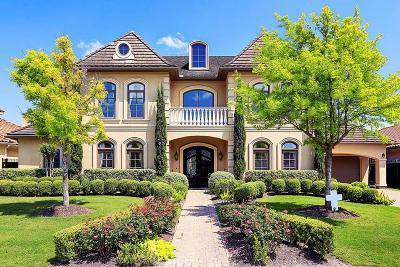 Houston Single Family Home For Sale: 3607 St Tropez