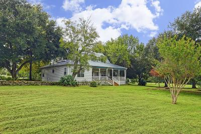 Round Top Single Family Home For Sale: 208 W Mill Street