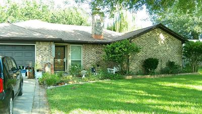 Texas City TX Single Family Home For Sale: $125,000