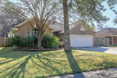 League City Single Family Home For Sale: 1111 Courtside Drive