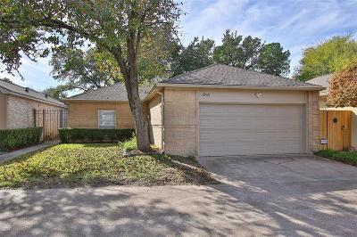 Houston Single Family Home For Sale: 918 Fleetwood Place Drive