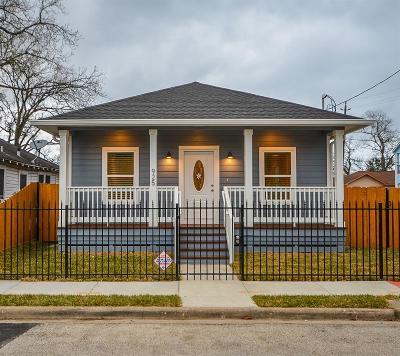 Houston Single Family Home For Sale: 925 E 32nd Street