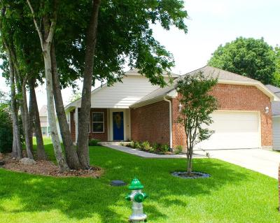 Montgomery Single Family Home For Sale: 110 Cove Circle