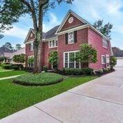 Kingwood Single Family Home For Sale: 3715 Tree Manor Lane