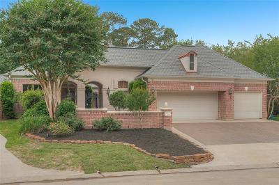Kingwood Single Family Home For Sale: 31 Links Side Court
