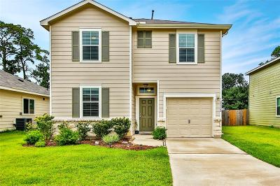 Spring Single Family Home For Sale: 21722 Mossy Field Lane