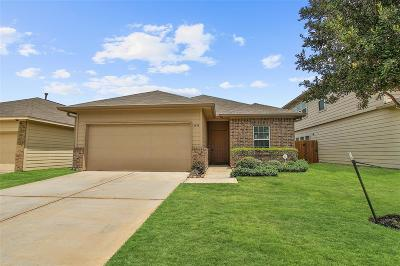 Tomball Single Family Home For Sale: 11434 Northam Drive