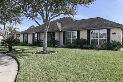 Pearland Single Family Home For Sale: 11204 Harris Avenue