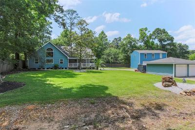 Conroe Single Family Home For Sale: 504 Sioux River Road
