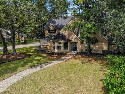 Houston Single Family Home For Sale: 14610 Quail Creek Court