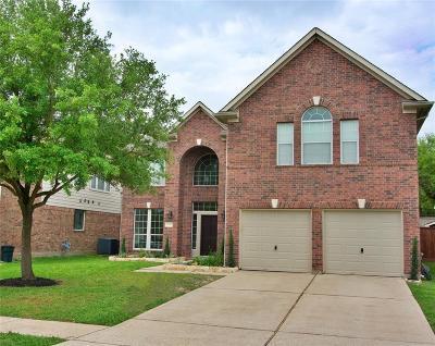 La Porte Single Family Home For Sale: 10423 Tree Hollow Circle North Circle