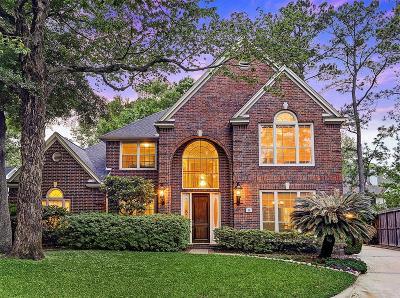 Houston Single Family Home For Sale: 10 Hilshire Grove Lane