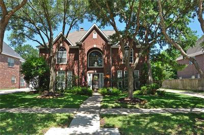 Sugar Land Single Family Home For Sale: 1414 Quiet Trail