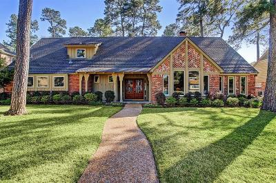 Houston Single Family Home For Sale: 12311 Old Oaks Drive