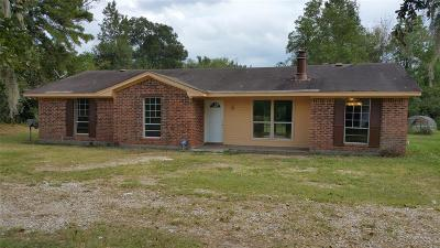 Conroe Single Family Home For Sale: 10382 Ehlers