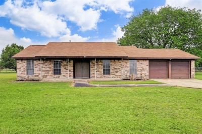 Waller Single Family Home Pending: 112 Alleda Road