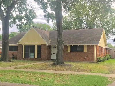Pasadena Single Family Home For Sale: 2211 San Jacinto Drive