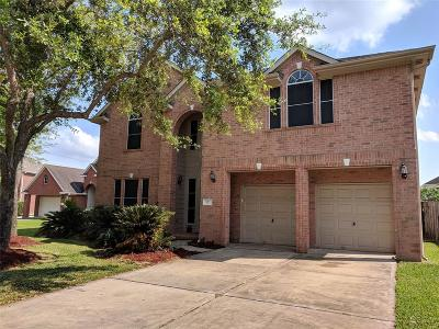 Sugar Land Single Family Home For Sale: 922 Tyler Run
