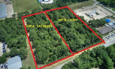 Katy Residential Lots & Land For Sale: 10th Street
