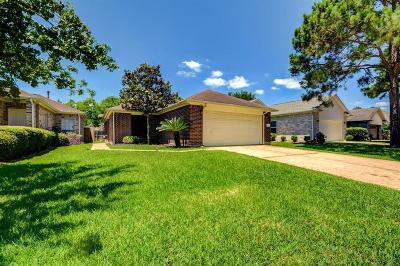 Tomball Single Family Home For Sale: 18203 Campbellford Drive