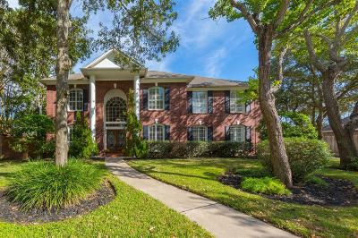 Seabrook Single Family Home For Sale: 914 Pinewood Lane