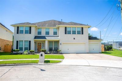 Houston Single Family Home For Sale: 15002 Highcliff Court