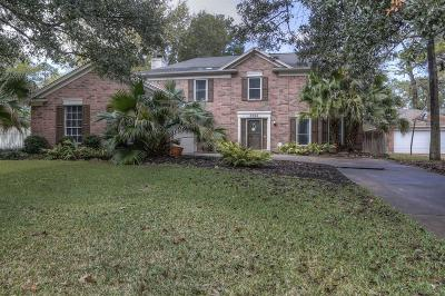 Spring Single Family Home For Sale: 2722 Woodsboro Drive