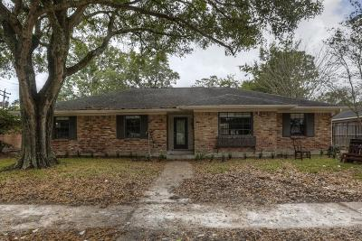 Houston Single Family Home For Sale: 5019 Dumfries