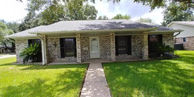 Pearland TX Single Family Home For Sale: $195,900