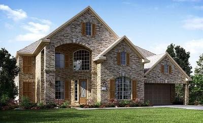Richmond Single Family Home For Sale: 1714 Saxon Bend Trail