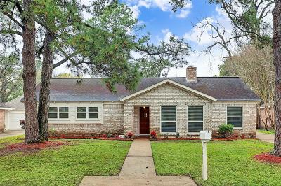 Houston TX Single Family Home For Sale: $395,000