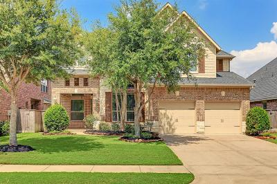 Katy Single Family Home For Sale: 27618 Dalton Bluff Court