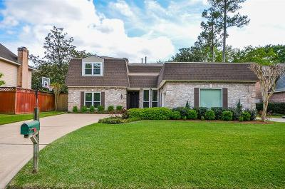 Spring Valley Village Single Family Home For Sale: 8313 Cedarspur Dr