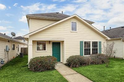 Houston Single Family Home For Sale: 19513 Richland Springs Drive