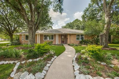 Houston Single Family Home For Sale: 1502 Droxford Drive