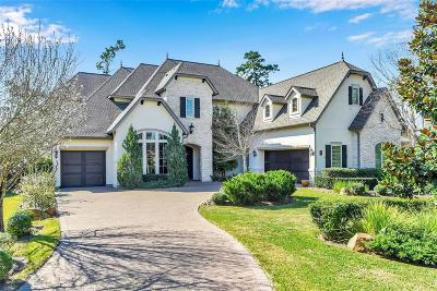 The Woodlands Single Family Home For Sale: 3 Player Ridge Court