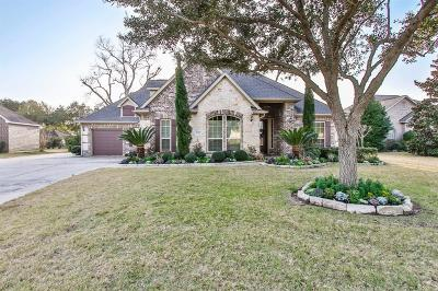 Fulshear Single Family Home For Sale: 4311 Weston Drive