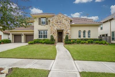 Sugar Land Single Family Home For Sale: 6122 Logan Creek Lane